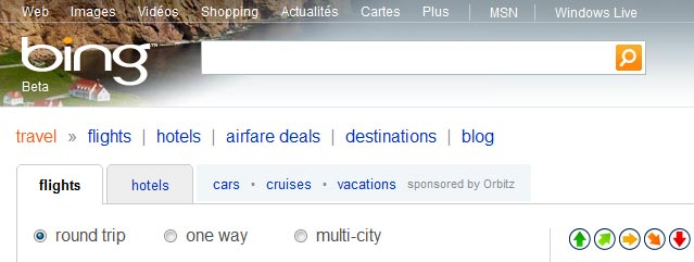 bing-travel