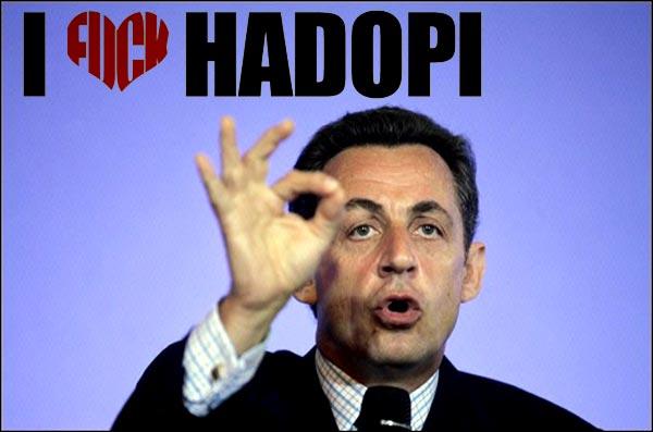 SALUT A TOUS - Page 2 Sarkozy-hadopi