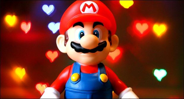Mario est fan !