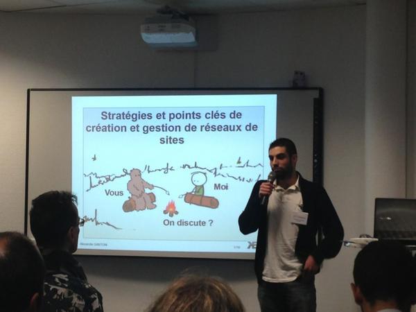 Keeg - Alexandre Santoni - Conférence SEO
