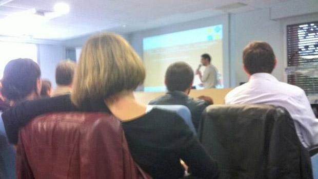 Alexandre Santoni - conférence