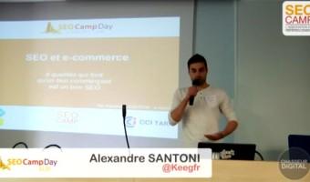 alexandre santoni