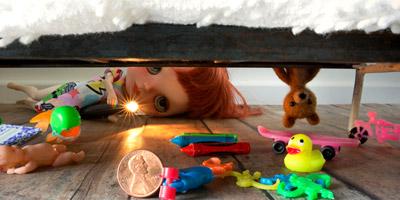 Recherche de jouets