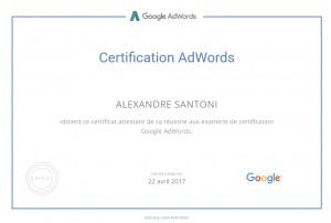 certification-adwords-alexandre-santoni